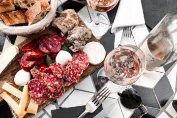 Maridaje de comida y vinos. Parte 1